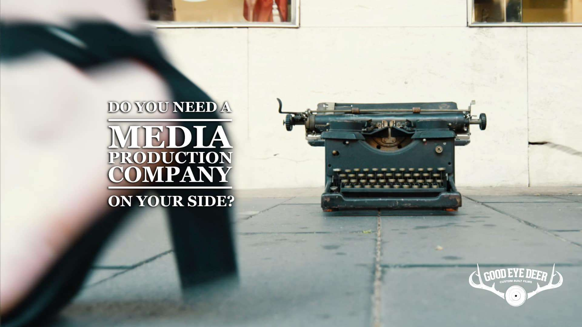 Sydney Media Production Company - Good Eye Deer