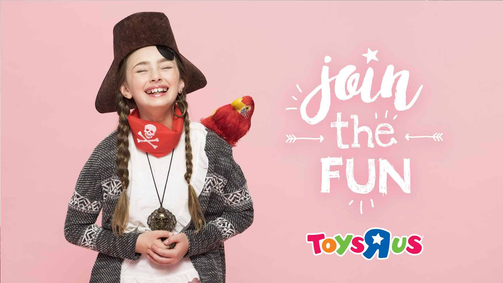 Toys R Us Branded Video Content Production Sydney & Newcastle NSW