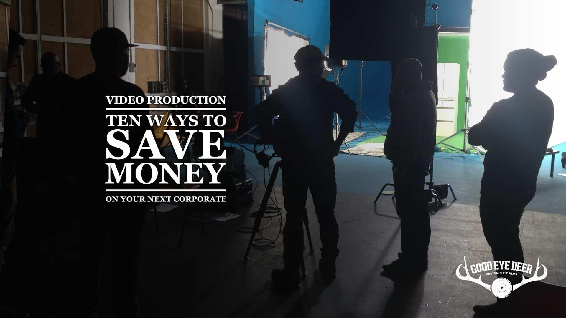 Save Money Corporate Video Production Sydney & Newcastle NSW