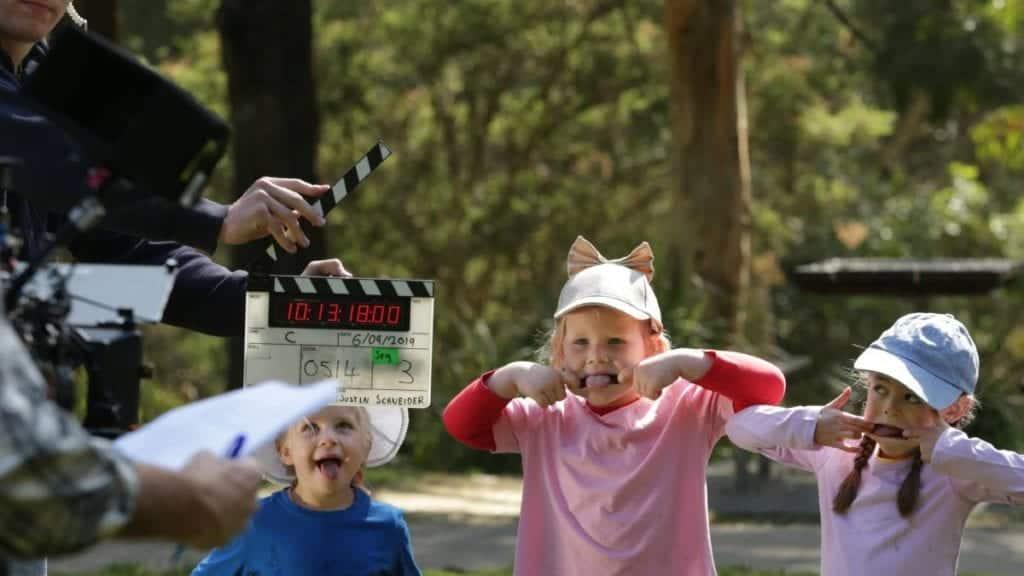 CH9 Preschool Show Regionally I Am Me Video Production Sydney